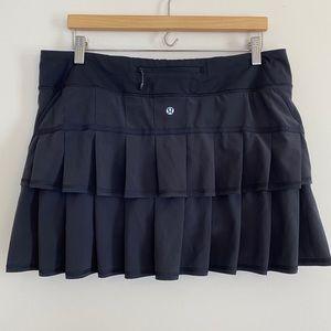 Lululemon Run Pace Setter Skirt (12 Tall)